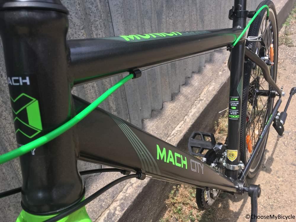 Mach City Munich 21 Speed 2018 Review