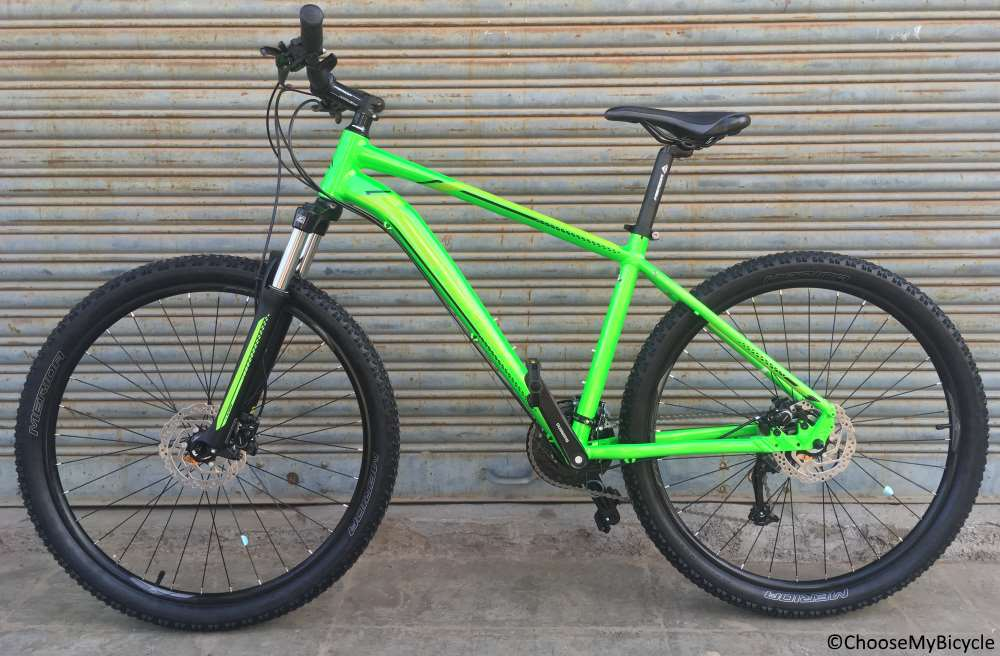 Merida Big Seven 40D (2019) Review