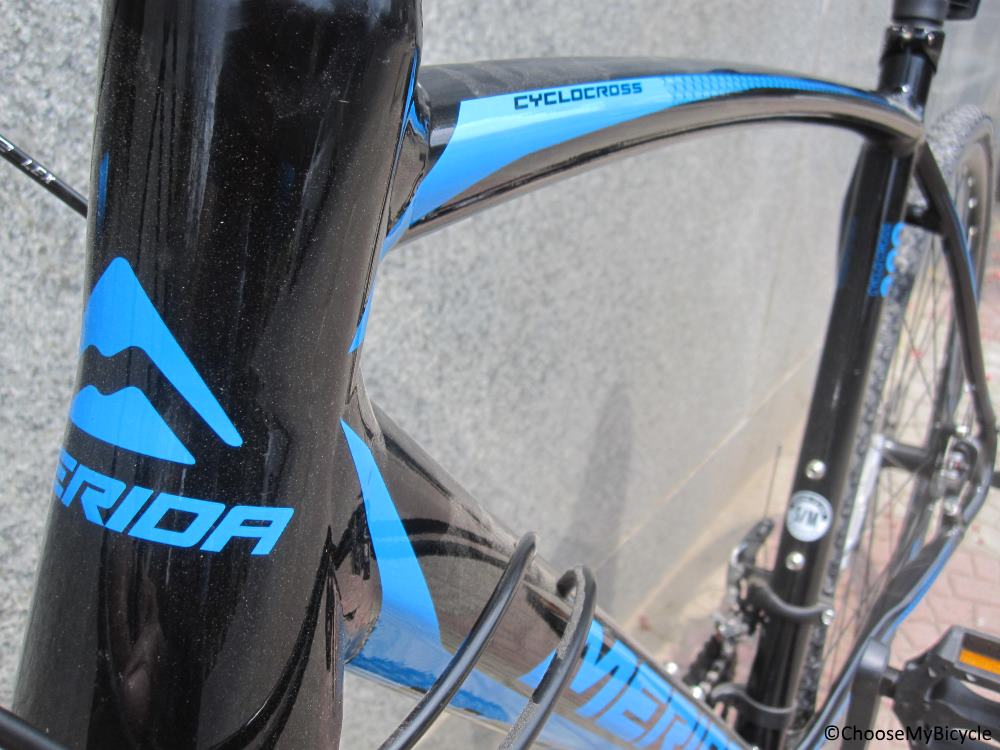 Merida Cyclo Cross 300 (2017) Design