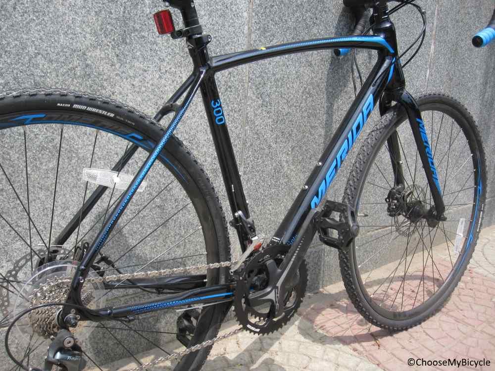 Merida Cyclo Cross 300 (2017) Frame, Fit and Comfort