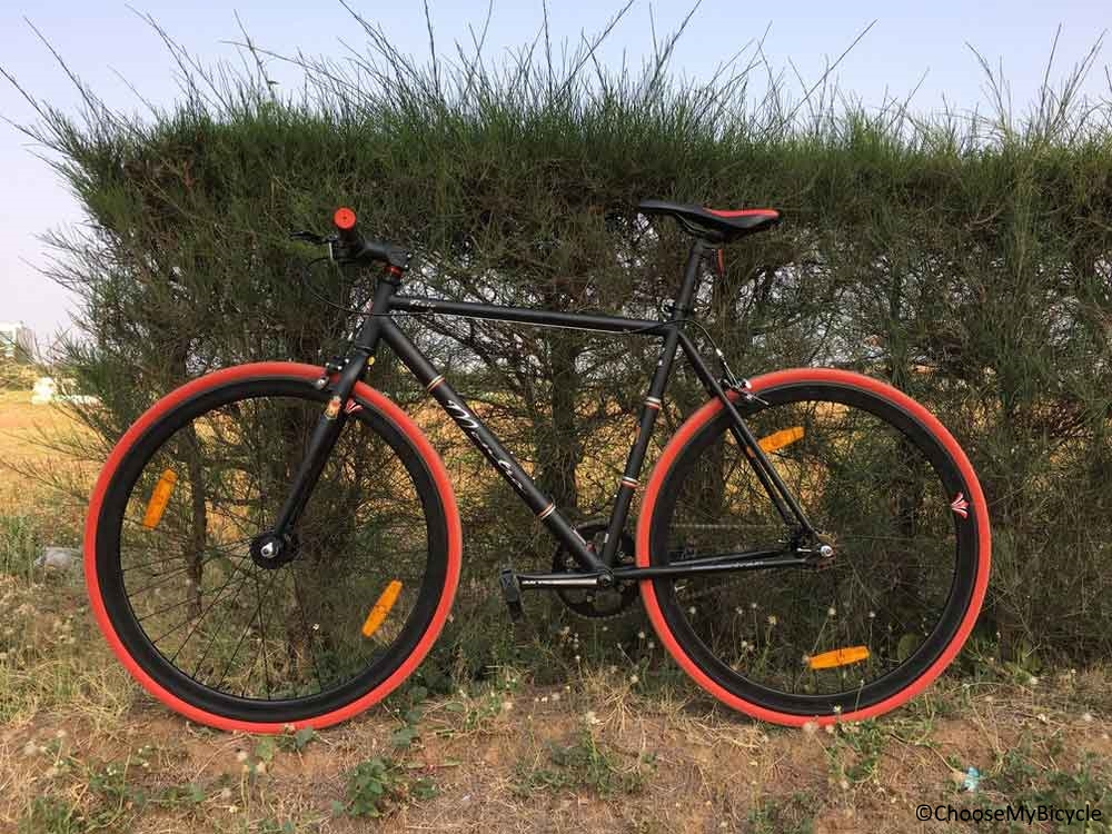 Montra Fixie (2017) Review