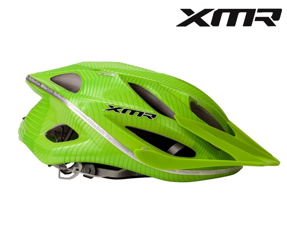 XMR Raider Gradient Green Review