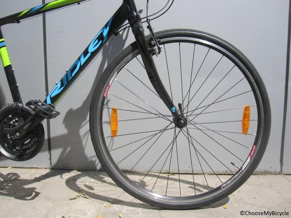 Ridley Cordis 2 (2017) Tires