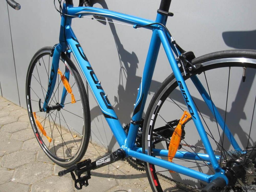 Ridley Damocles 3 (2017) Frame,Fit and Comfort
