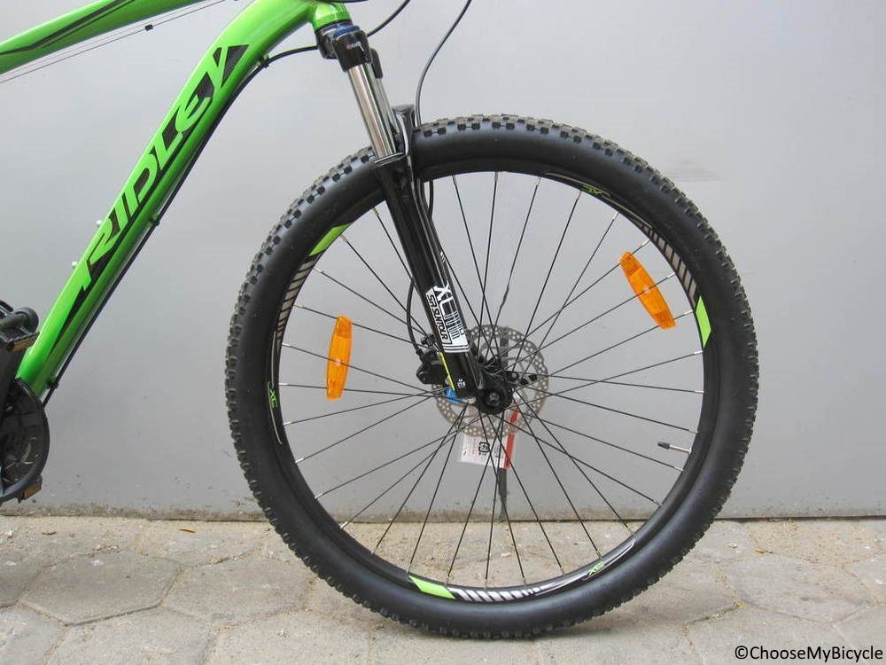 Ridley Trail Fire 2 (27.5) (2017) Tires