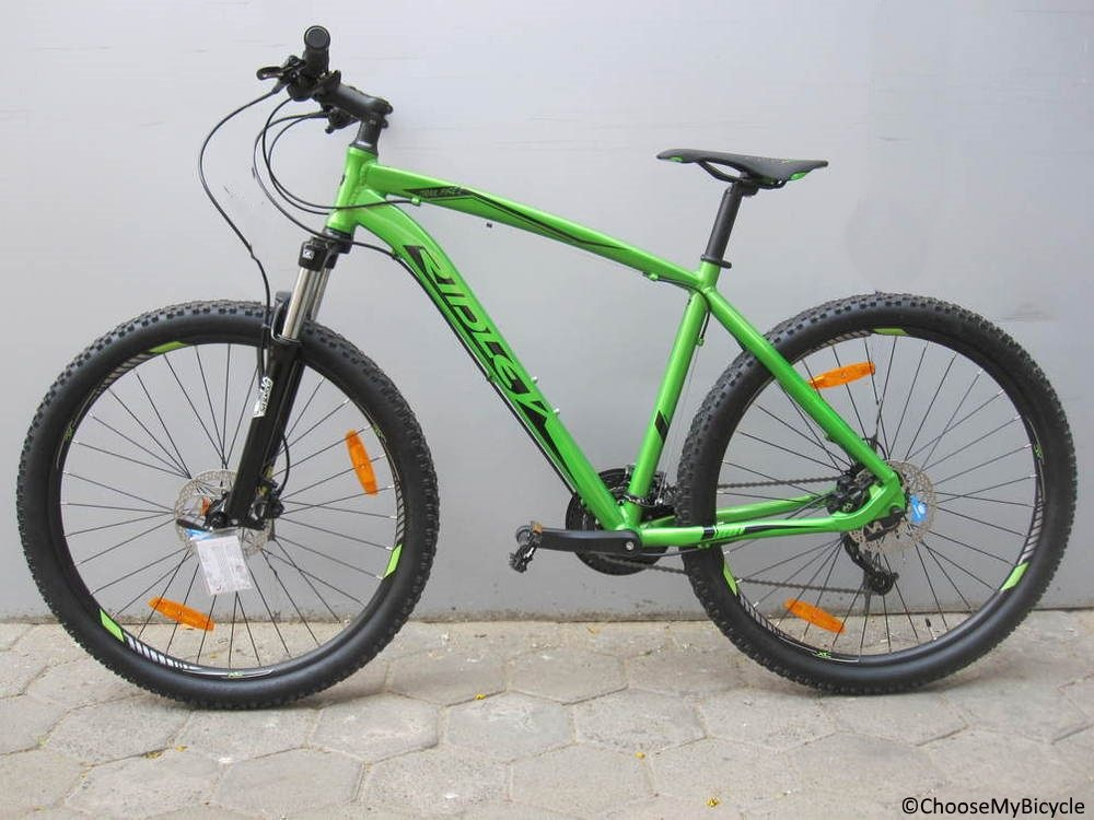 Ridley Trail Fire 2 (27.5) (2017) Review