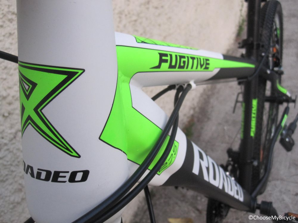 Roadeo Fugitive 27.5 (2018) Review