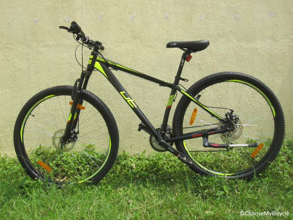 Urban Trail HT 3.9 Pro (2017) Review