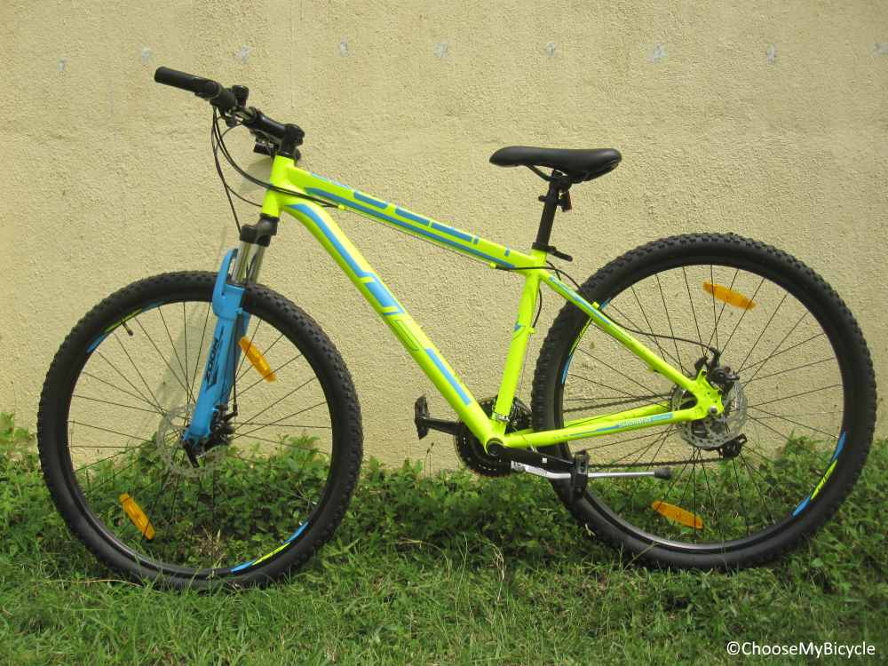 Urban Trail HT 3.9 Review