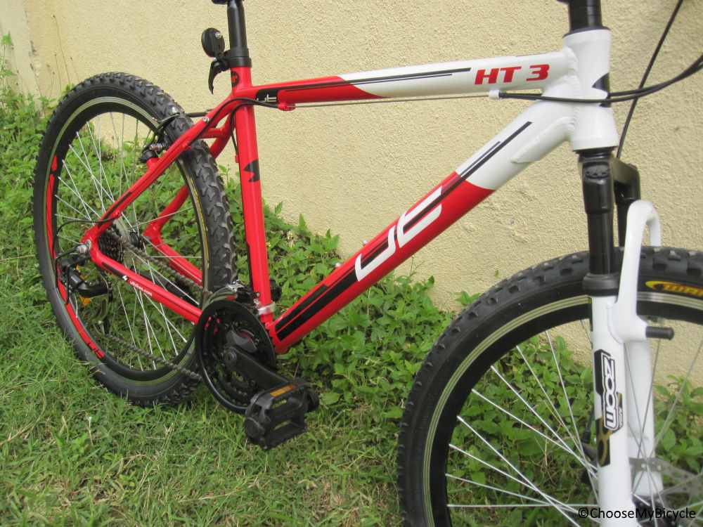 Urban Trail HT3 (2015) Frame,Fit and Comfort