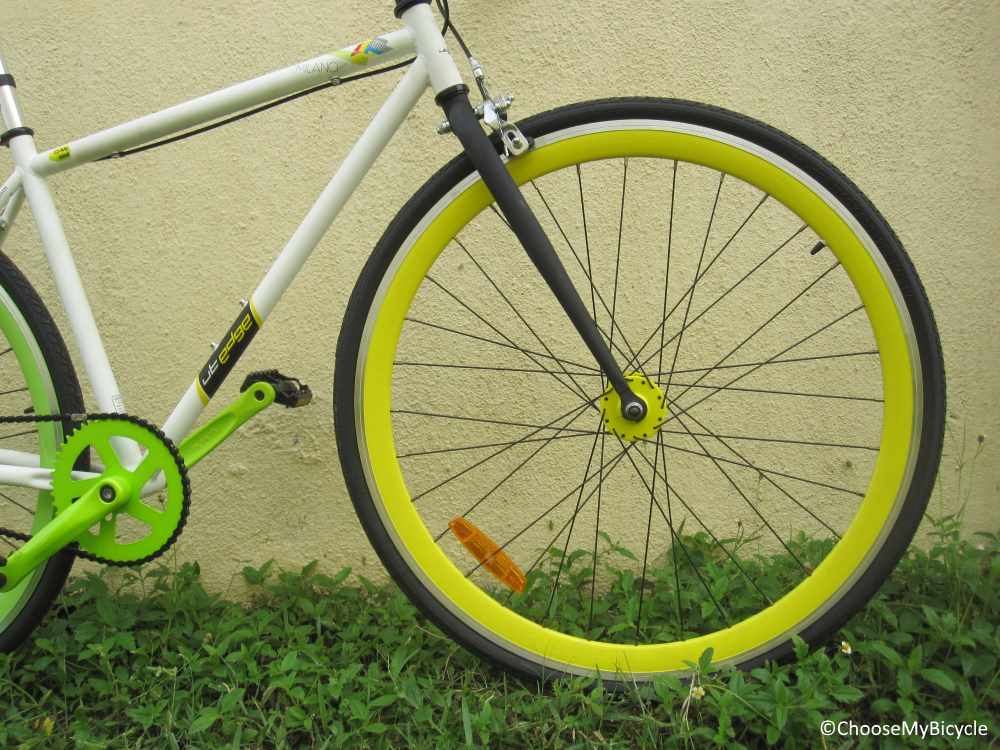 Urban Trail Milano Fixie (2016) Tires
