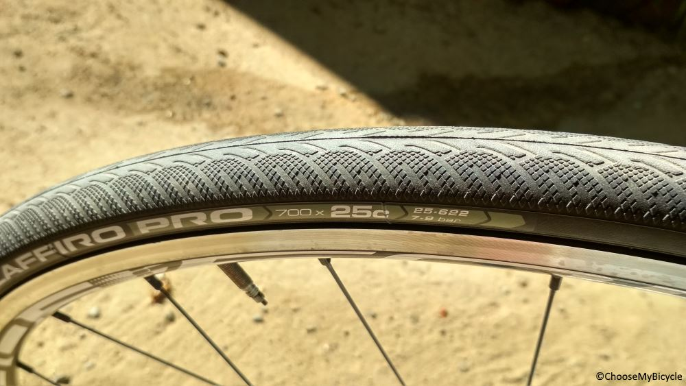 Vittoria Zaffiro Pro Training 700x25c Review