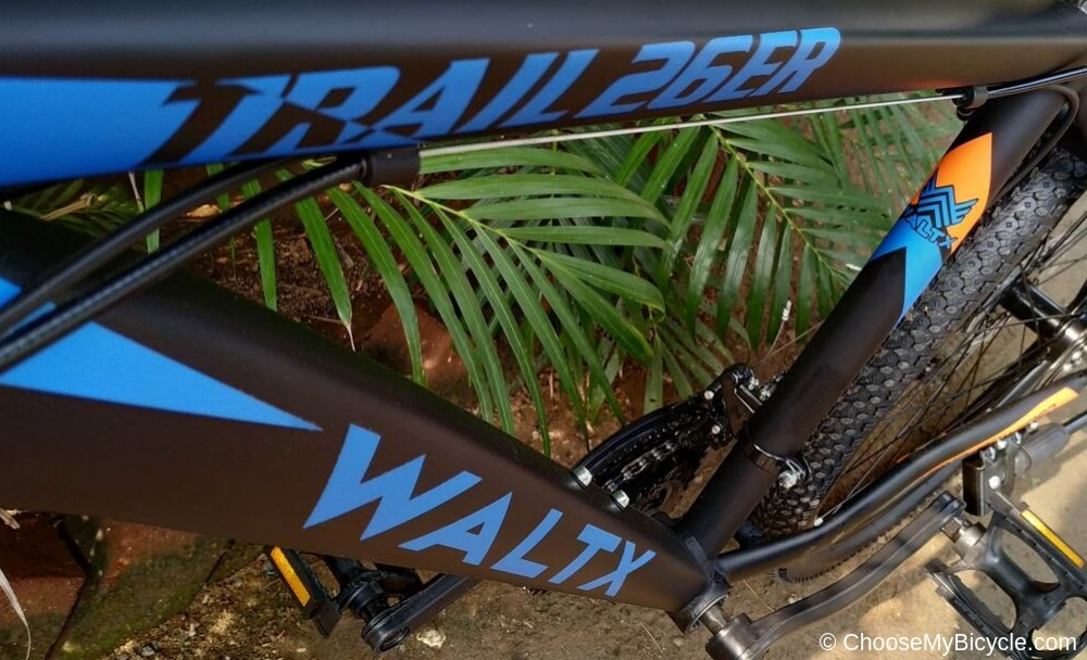 WaltX Trail 26 A Review