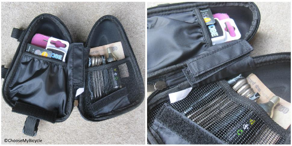 XMR Frame Bag Review