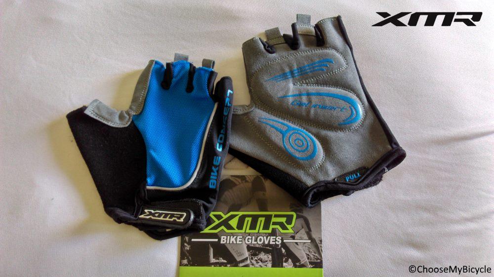 XMR Gloves Blue/Black Review