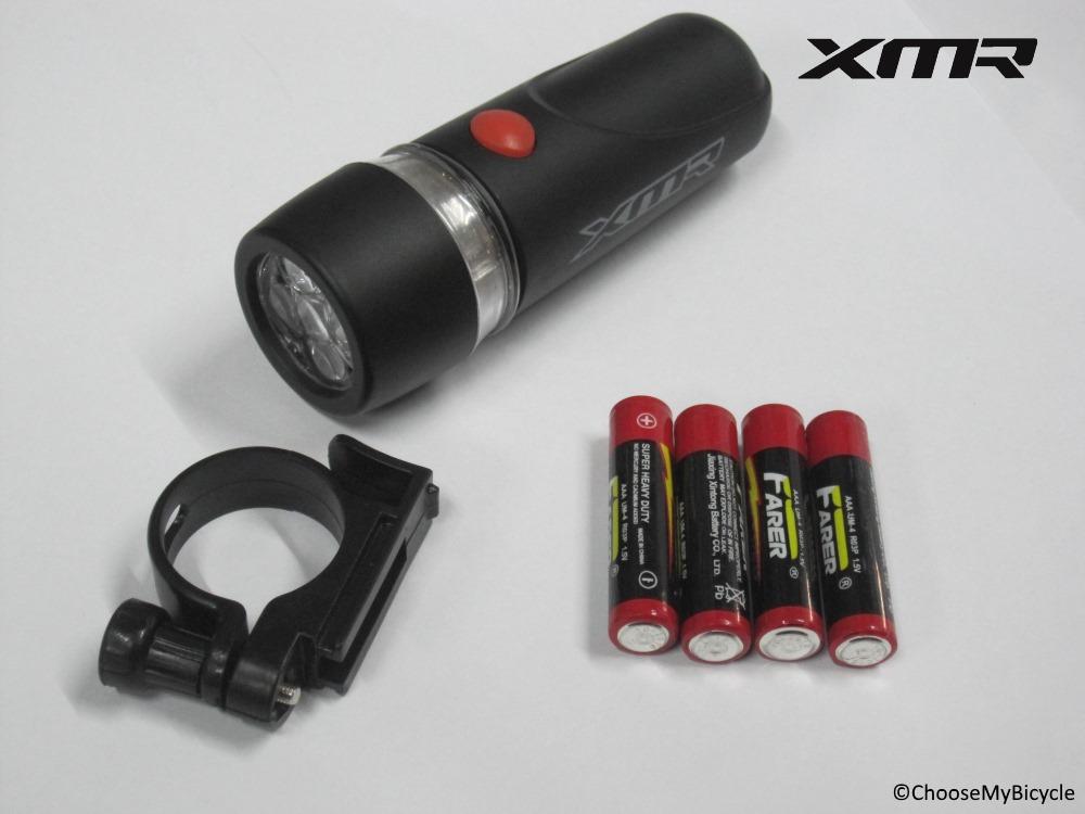 XMR JG Strike 5.0 Front Review