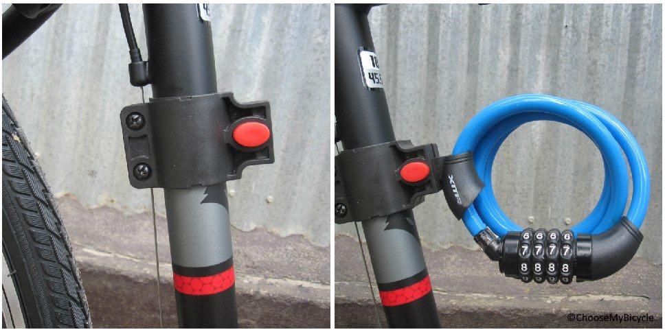 XMR Lock NB Spiral Blue Review