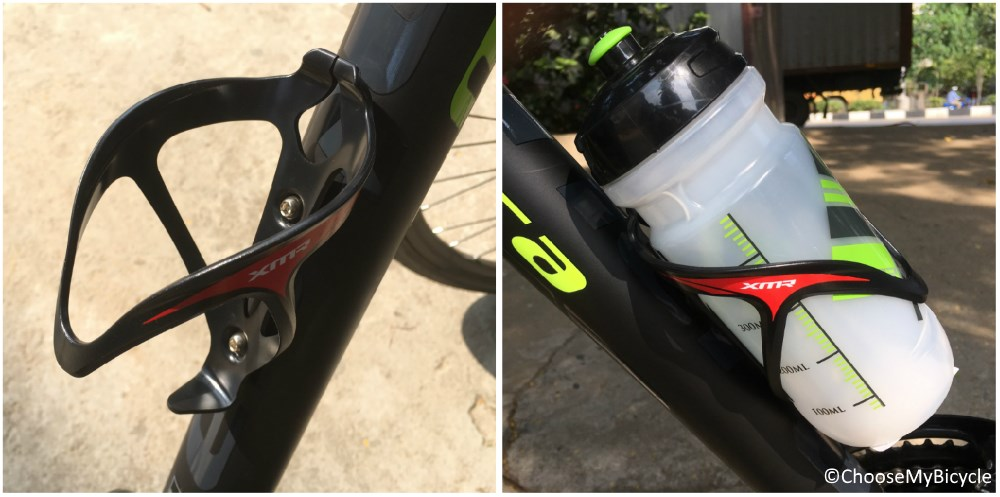 XMR Plastic Water Bottle Cage Review