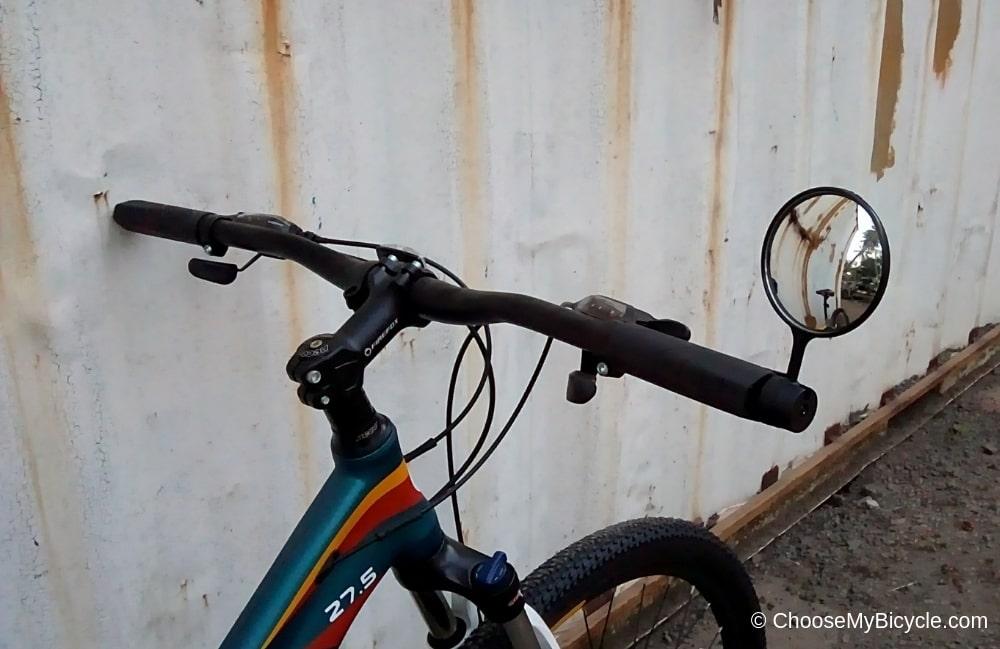 Firefox Bike Mirror Snapshot Review