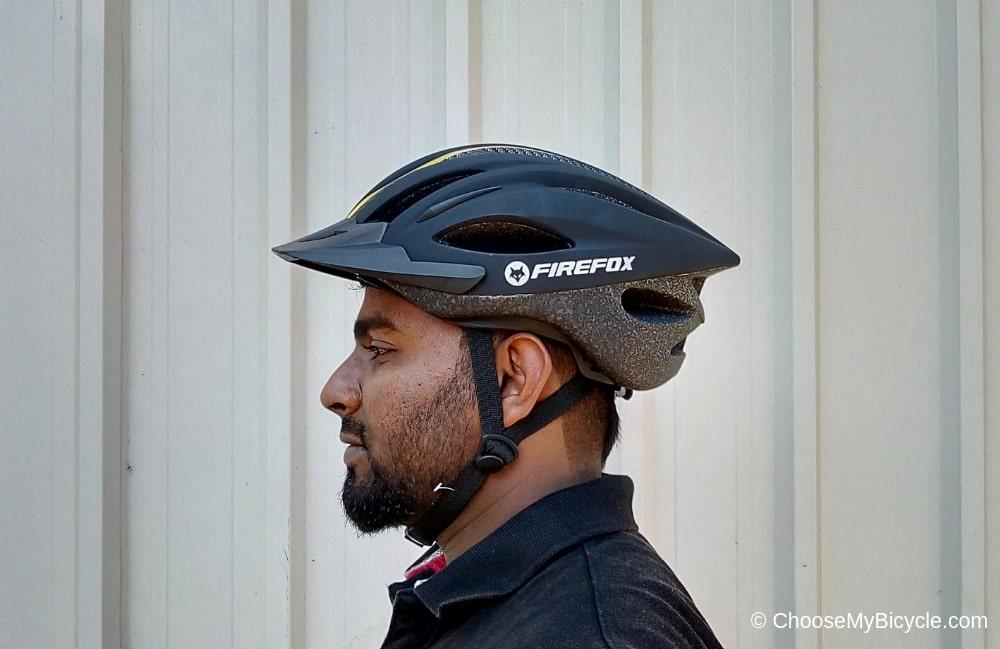 Firefox RD 4 Helmet - Black Snapshot Review