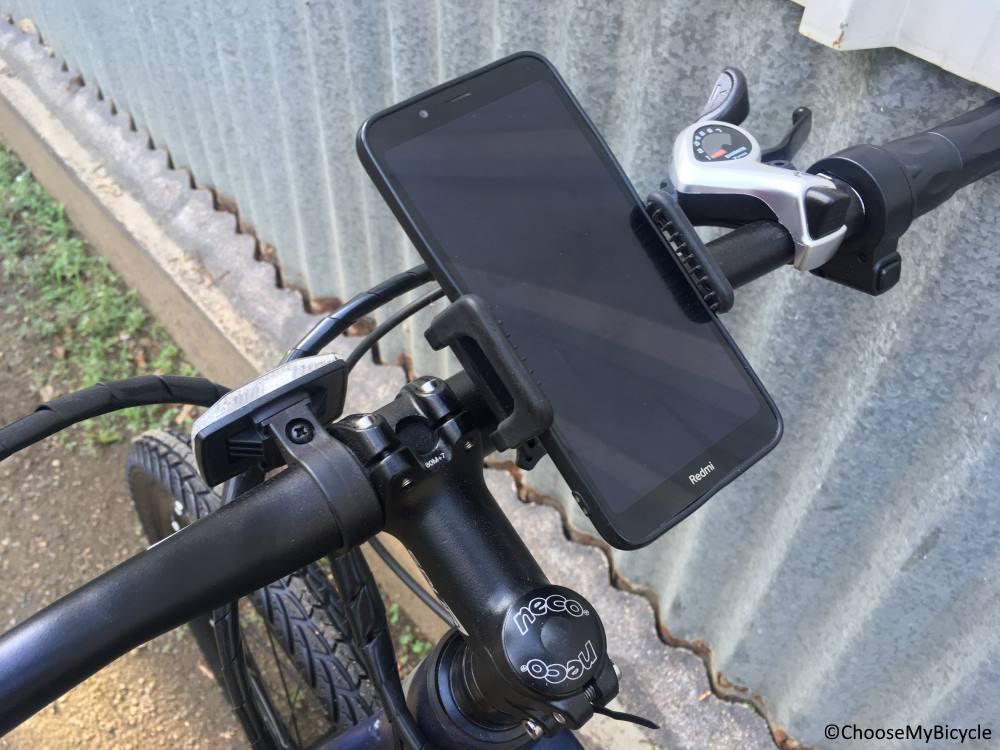 Hero Lectro Mobile Holder Review