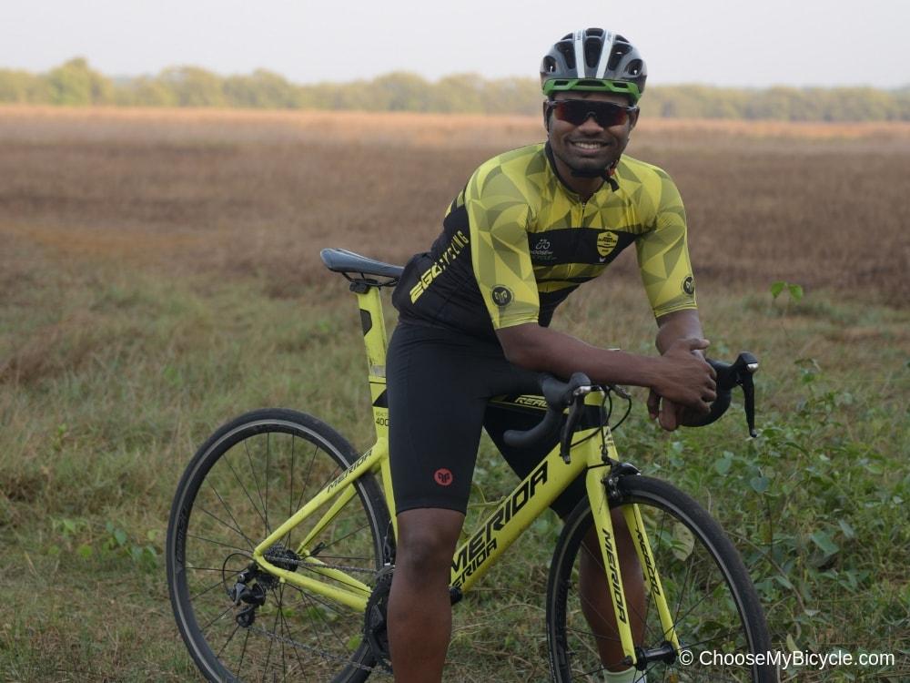 Merida Team Race Helmet Customer Review