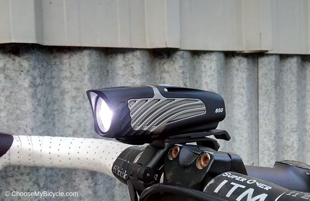 Niterider Lumina Micro 850 Headlight Snapshot Review