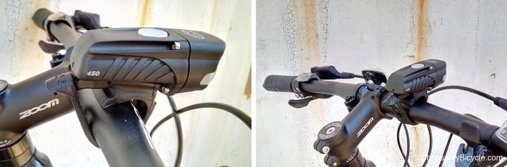 Niterider Swift 450 Headlight Snapshot Review