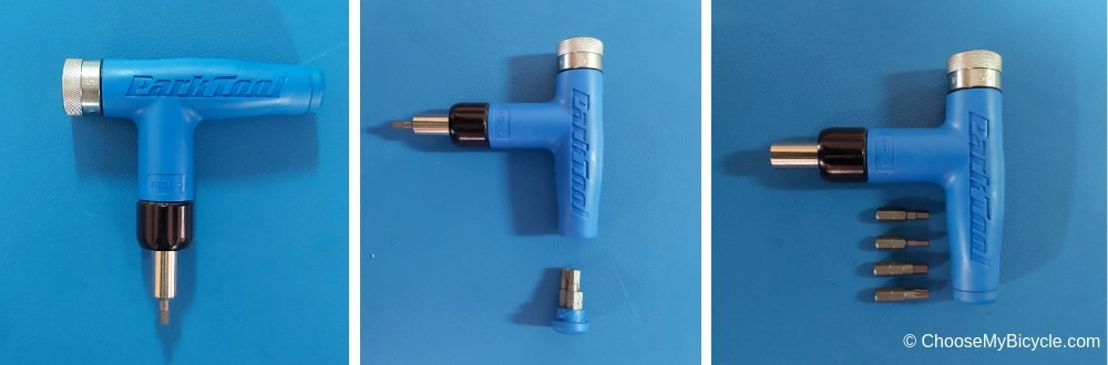 Park Tool Adjustable Torque Driver Snapshot Review