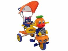 HLX - NMC Kids Tricycle Smart Duck (2016)
