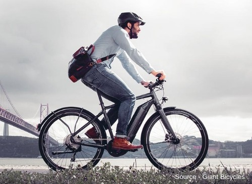 5 Reasons to Own an E-Bicycle-3