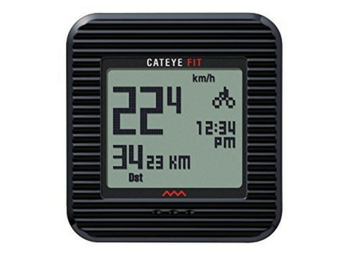 5 must have Cycle Computers - Cateye Fit Cyclocomputer and Pedometer