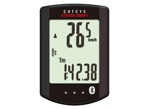 5 must have Cycle Computers - Cateye Strada Triple Wireless Kit