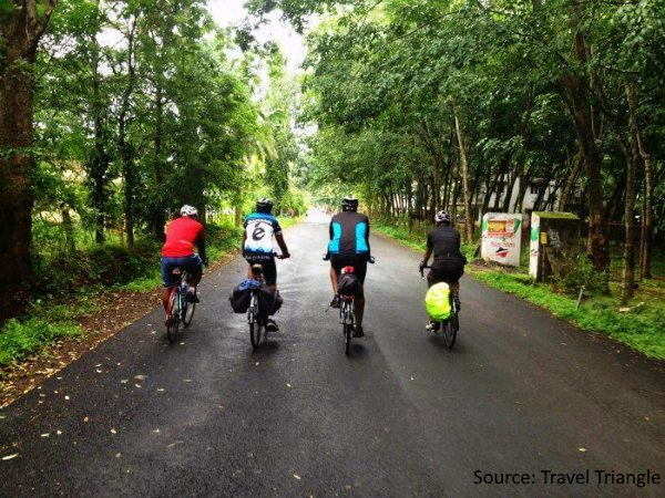 5 must ride cycling routes - part 3 western india 1