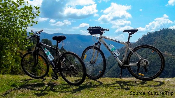 5 must ride cycling routes - part 3 western india 4