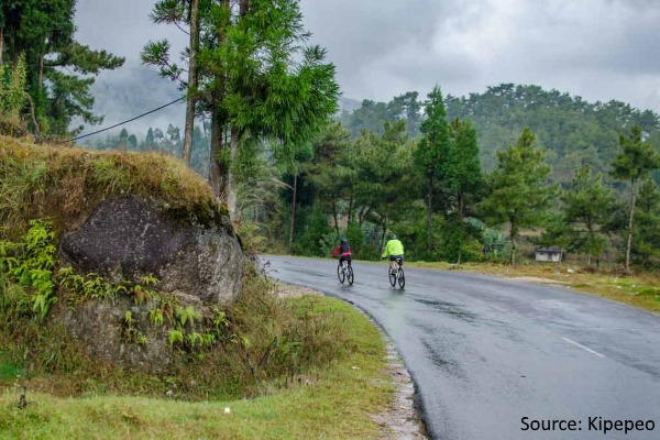 5 Must Ride Routes - East India - Part 1