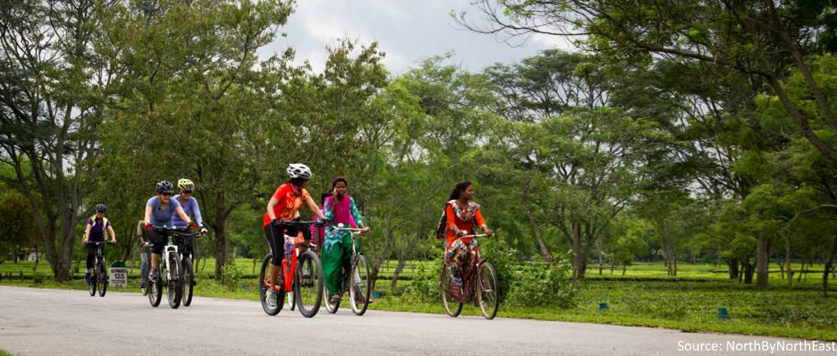 5 Must Ride Routes - East India