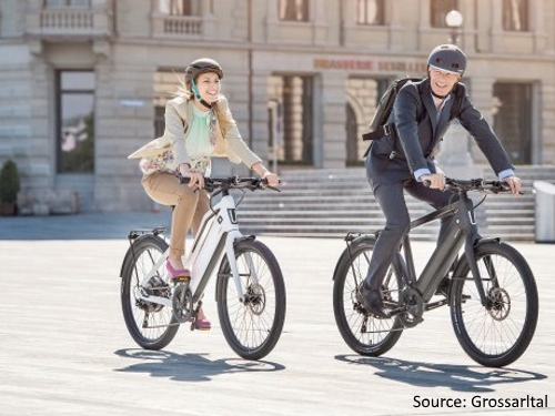 Benefits of E-Bicycles-2