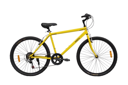 City Bicycles under Rs.15,000 - Mach City iBike Multi Speed