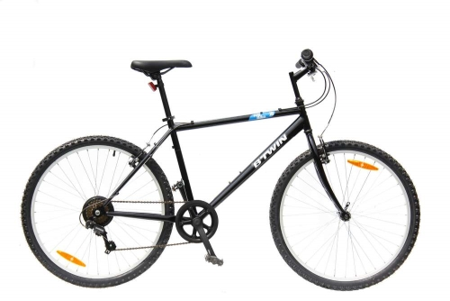 City Bicycles under Rs.15,000 - Btwin My Bike 7s