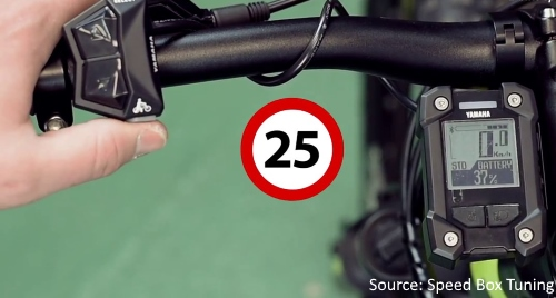 Pedal Assist E-Bicycles Regulations