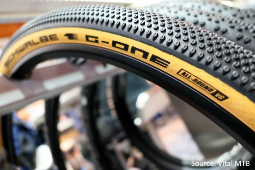 Eurobike 2017 – Highlights - Part 2 - Schwalbe Gravel