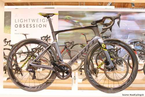 Eurobike 2017 – Highlights - Part 2 - Scott Foil