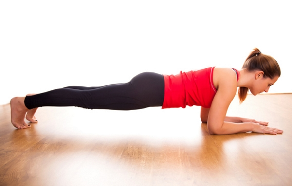 Exercises to Strengthen your Core - For Cyclists - 1