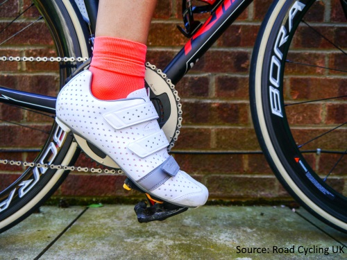 How to fit your Road Bicycle - Cleats