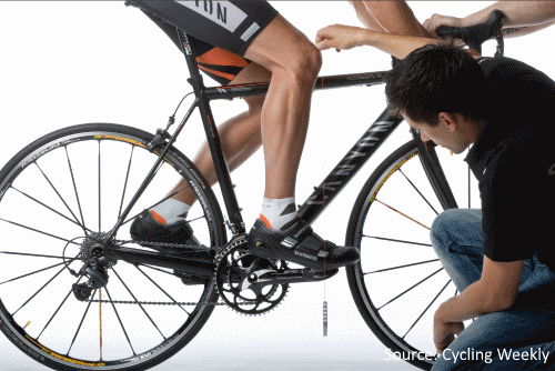 How to fit your Road Bicycle - Fore and Aft