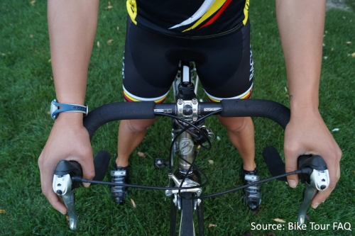 How to fit your Road Bicycle - Saddle