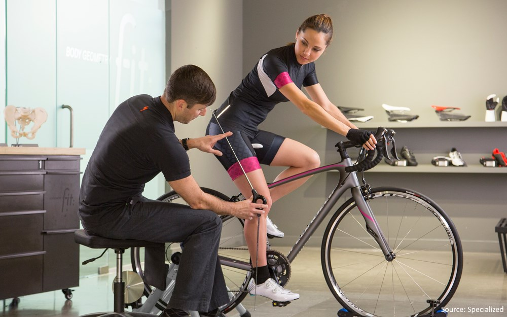 How to fit your Road Bicycle