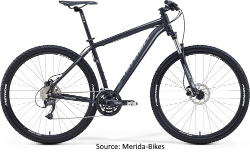 Merida 2018 Range of MTB's - Big Nine 40D