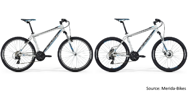 Merida 2018 Range of MTB's - Matts 10V